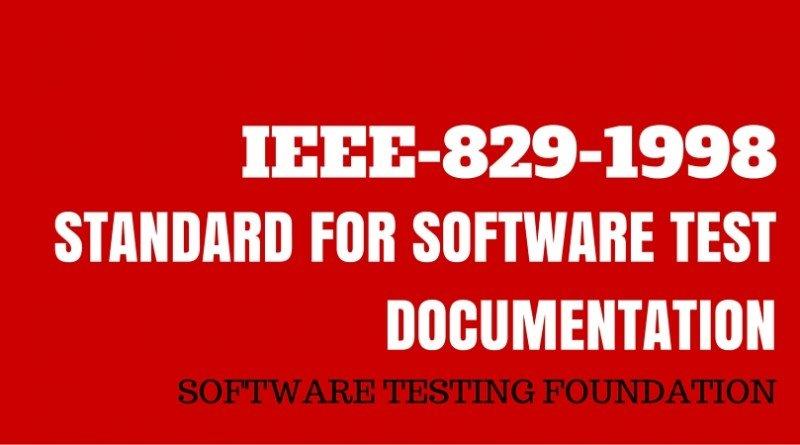IEEE-829-1998