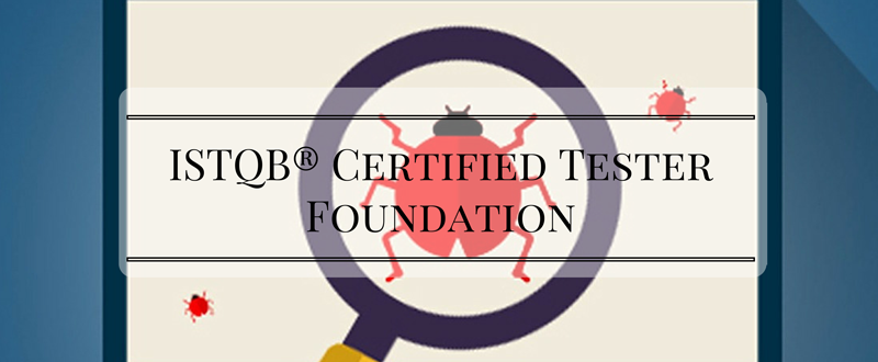 Training For ISTQB® Certified Tester Foundation Level (CTFL)