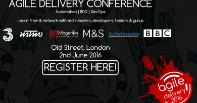 agile delivery conference - automation bdd devops london 2016