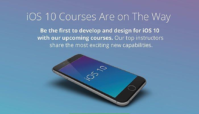IOS 10 is now in public beta
