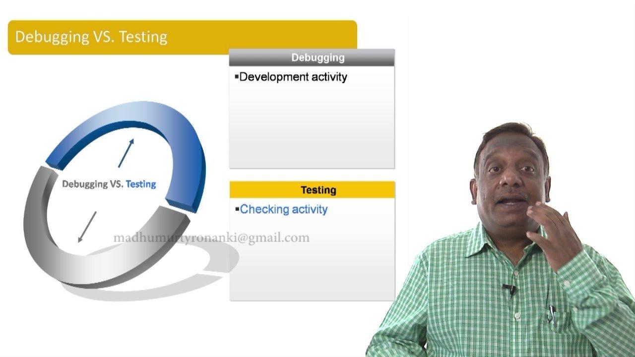 Software Testing Tutorials – ISTQB Certification : Chapter 1.1 – Testing  Basics