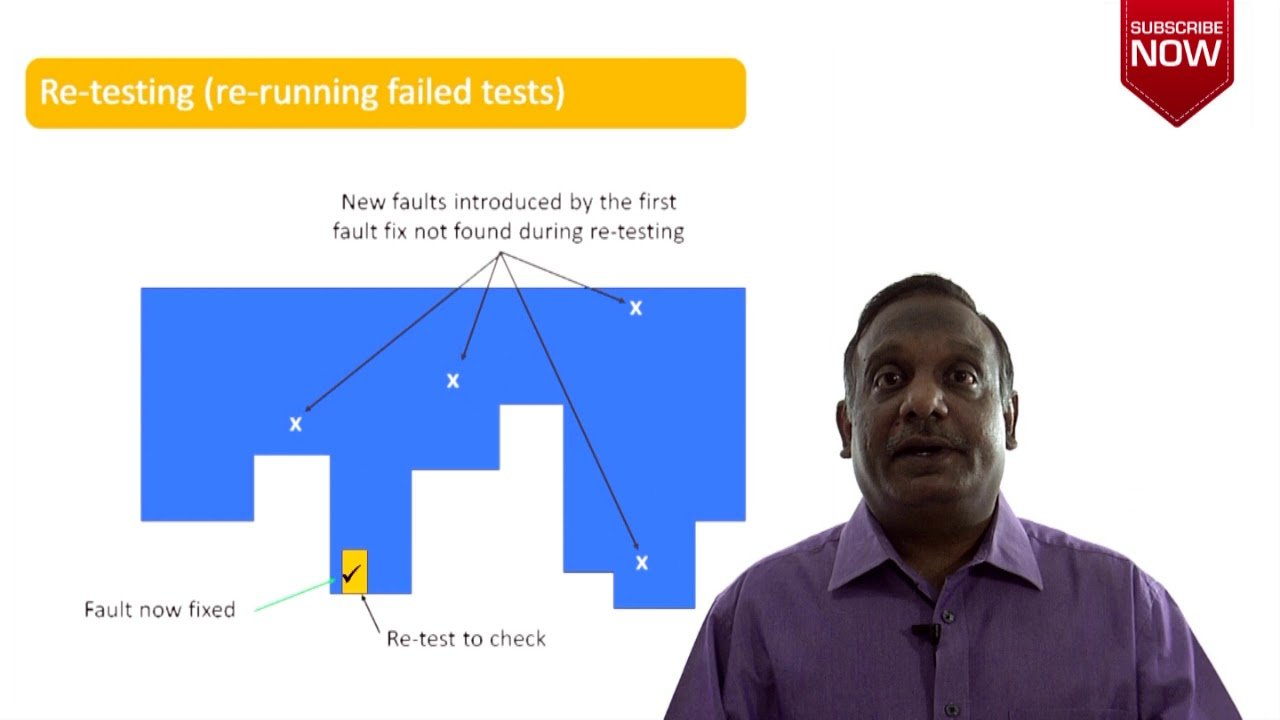 Software Testing Tutorials – ISTQB Certification : Chapter  2 – Test Types (Change related Testing)