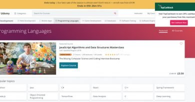 programming language courses in Udemy