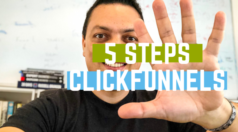 5 Simple Steps to Start With Click Funnels