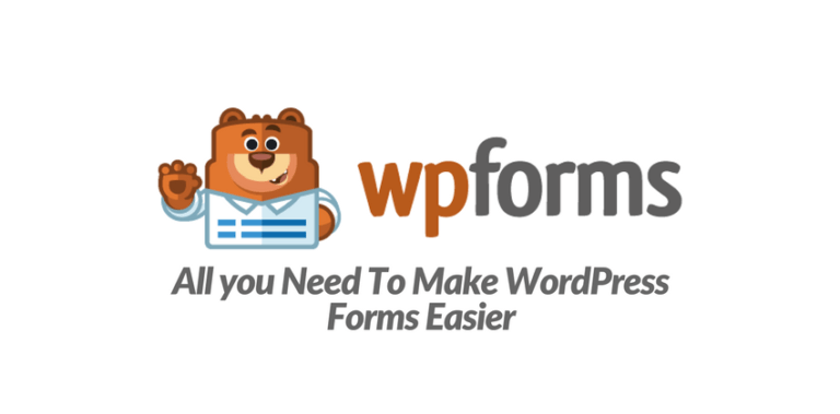 Win 3 WPForms PRO Licenses – GiveAway